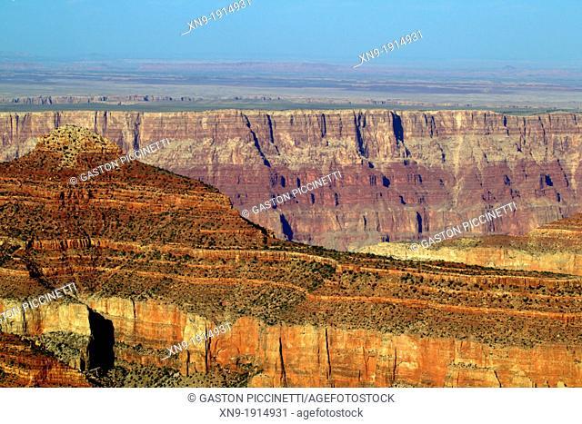Grand Canyon North Rim, Grand Canyon National Park, Arizona