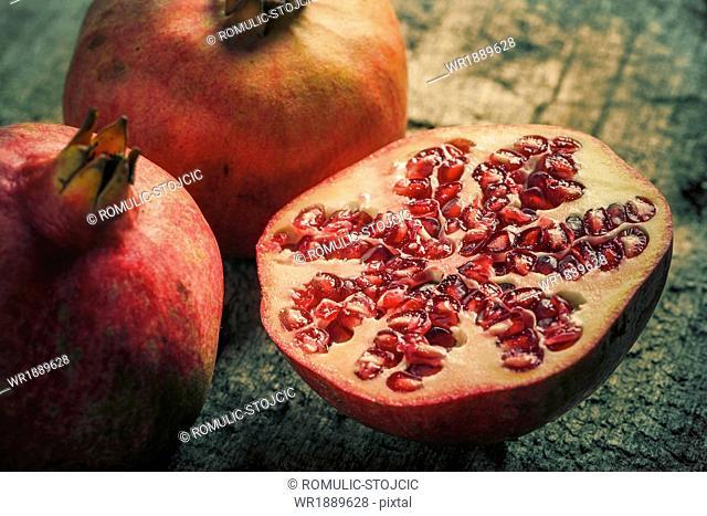 Pomegranates, Germany