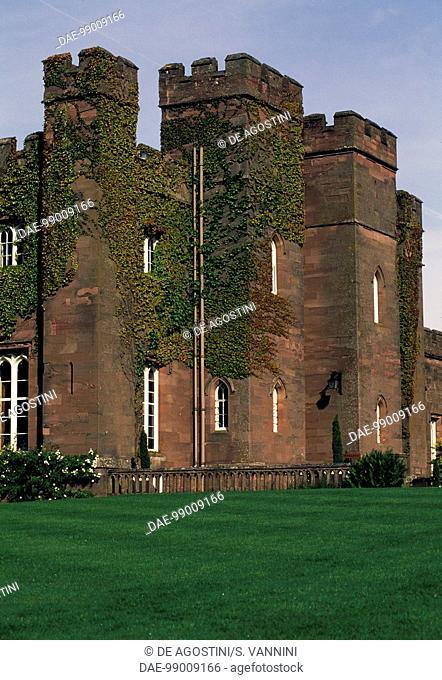 Scone Palace, Perth, Scotland, United Kingdom