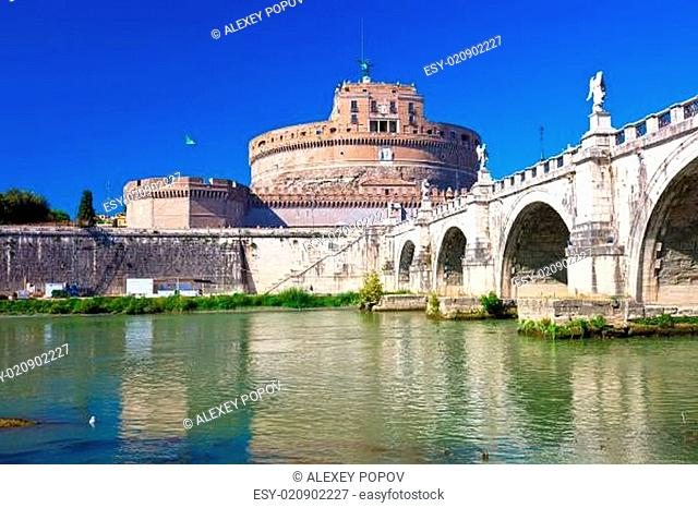 Saint Angel castle