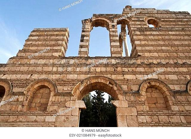 Ruinen von Anjar