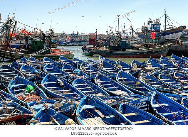 Port of Essaouira, Essaouira, Morocco