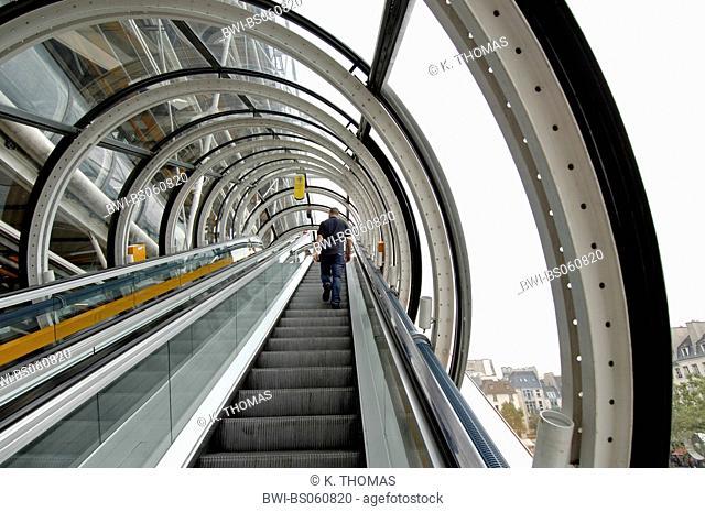 Paris, Centre Pompidou, France, Paris