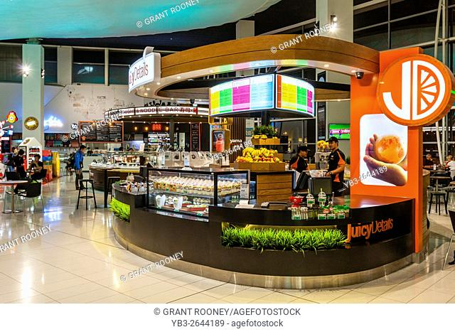 Duty Free Shopping, Auckland Airport, New Zealand
