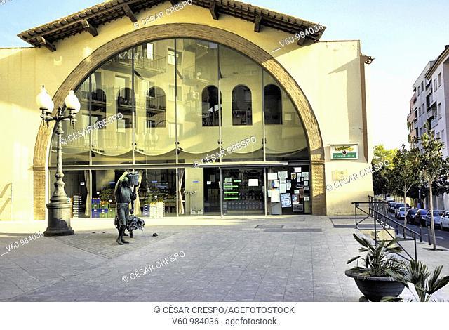 -Market in Cambrils- Tarragona(Spain)