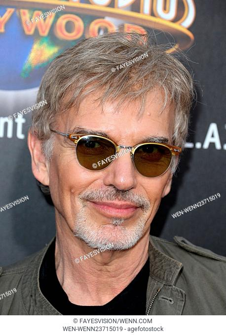 """Universal Studios Hollywood Hosts The Opening Of """"""""The Wizarding World Of Harry Potter"""""""" Featuring: Billy Bob Thornton Where: Universal City, California"""