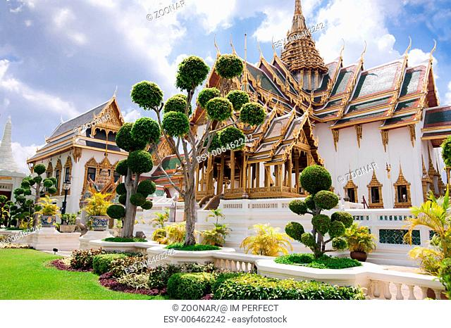 Grand Royal Palace, Bangkok, Thailand