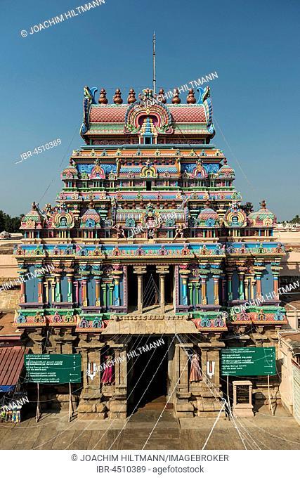 Sri Ranganathaswami Temple, Srirangam, District iruchirappalli, Tamil Nadu, India
