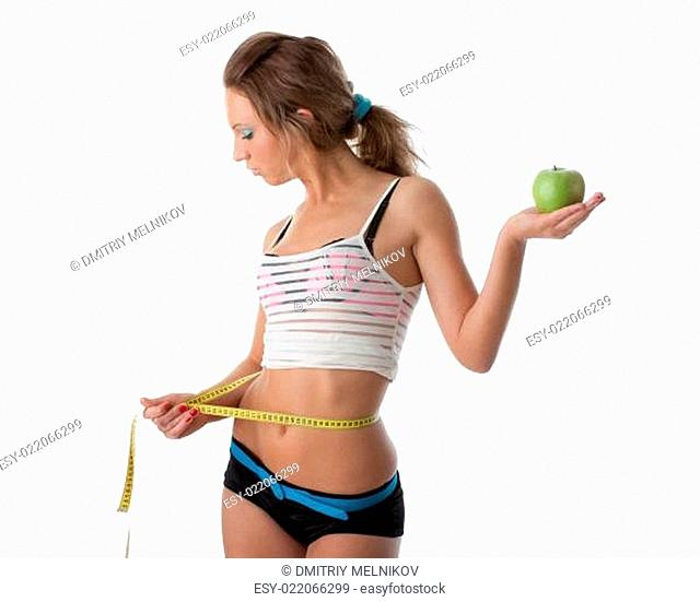 Healthy lifestyles concept