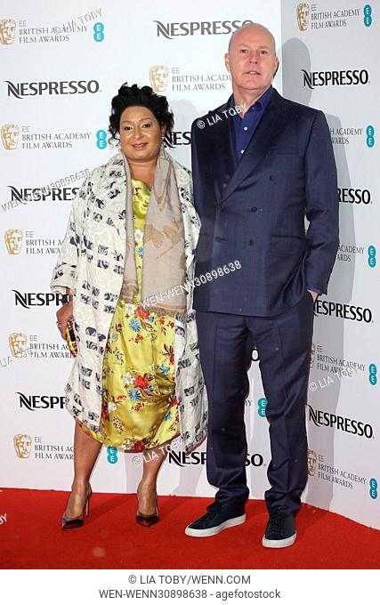 BAFTA Nespresso Nominees' Party held at Kensington Palace - Arrivals Featuring: Guest Where: London, United Kingdom When: 11 Feb 2017 Credit: Lia Toby/WENN