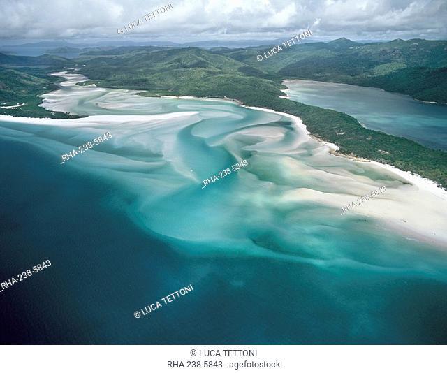 Whitsunday Island, Queensland, Australia, Pacific