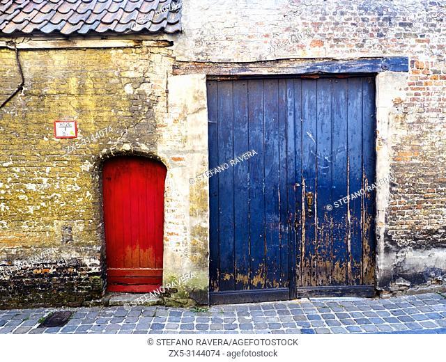 Oostmeers - Bruges, Belgium