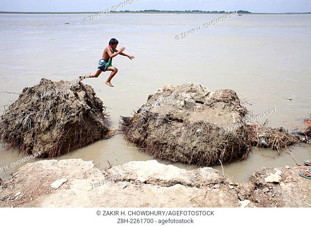 Bangladesh is one of the most populated countries in the world having 32% coastal area that is 47,211 square kilometers, 35 million people live in the coastal...