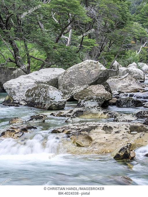 Creek, Neuquén Province, Argentina