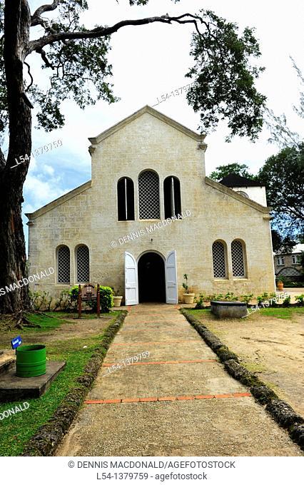 St  James Anglican Church Bridgetown Barbados Caribbean Cruise NCL