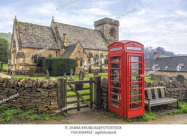 Snowshill, Cotswold, Gloucestershire, England, UK