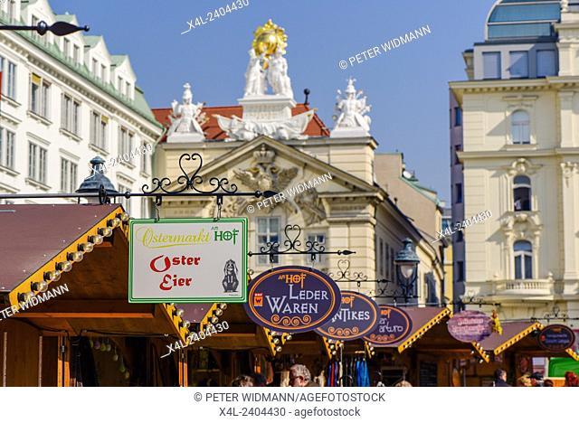 Vienna, Am Hof, Ostermarkt, Easter Market, Austria