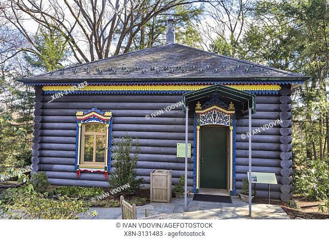 Dacha, Hillwood estate, museum and gardens, Washington, D. C. , USA