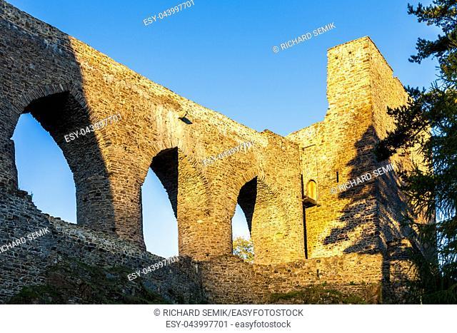 castle Velhartice, South Bohemia, Czech Republic