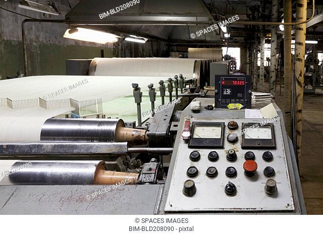 Loom Control Panel