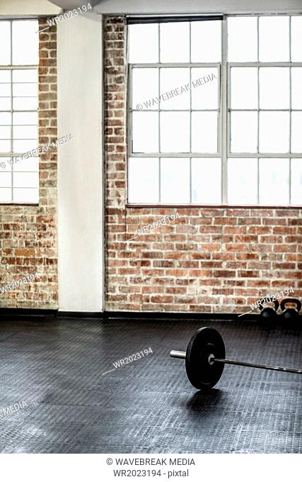 Focus on heavy isolated barbell