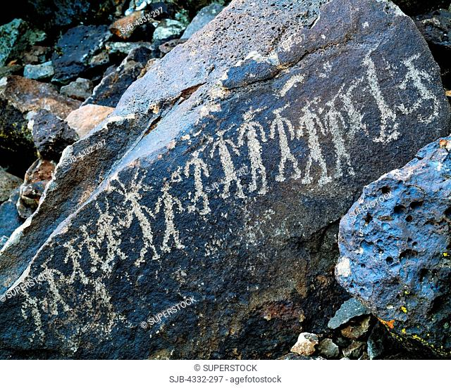Ceremonial Petroglyph