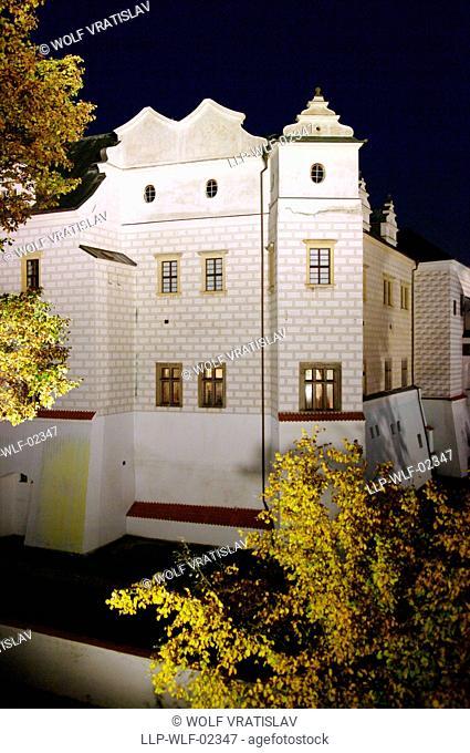 Pardubice Chateau, The Eastern Bohemia, Czech Republic