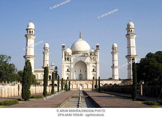 bibi ka maqbara in aurangabad at maharashtra India