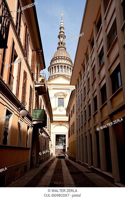 Basilica of San Gaudenzio, Novara, Piedmont, Italy