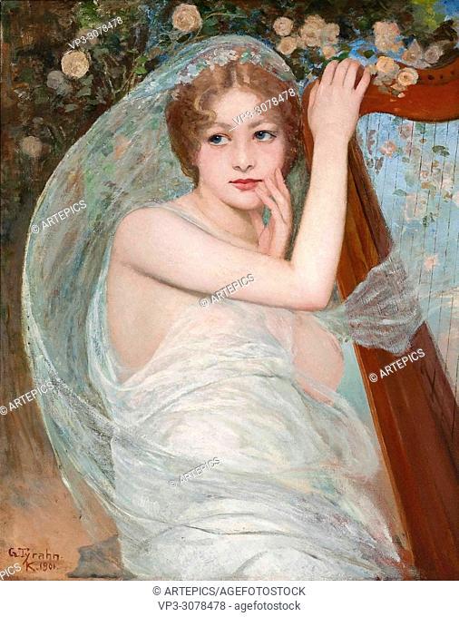 Tyrahn Georg - a Spring Muse