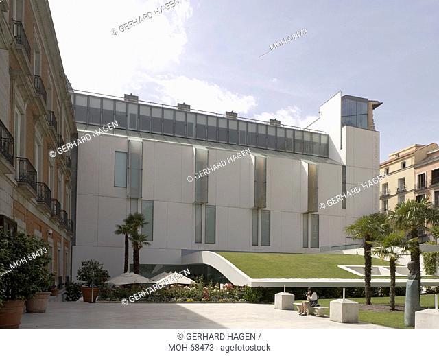 Madrid, Museo Thyssen Bornemisza
