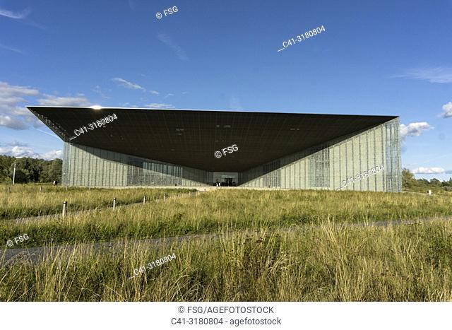 Estonian National Museum. Tartu, Estonia