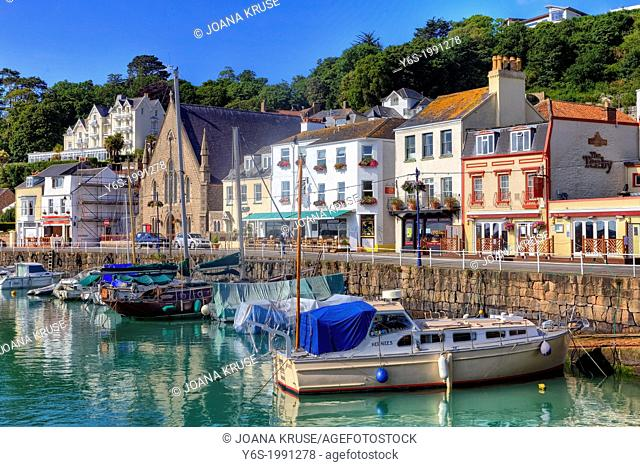 St Aubin, Jersey, United Kingdom