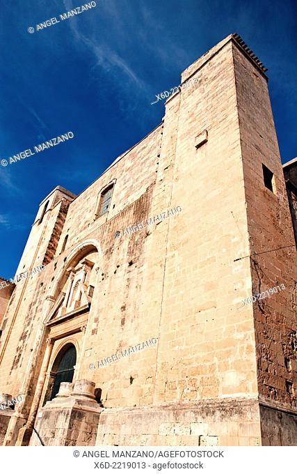 El Carmen church, Mahon, Menorca