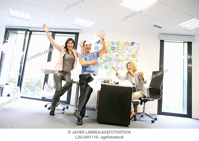 Executive Team. Office. Coworking