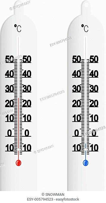 Centigrade thermometer