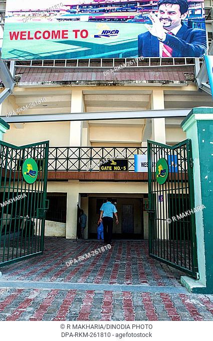 Cricket Stadium, Dharamshala, Himachal Pradesh, India, Asia