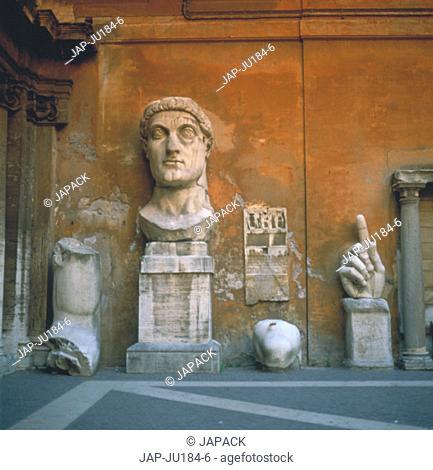 Rome, Palazzo dei Conservatori
