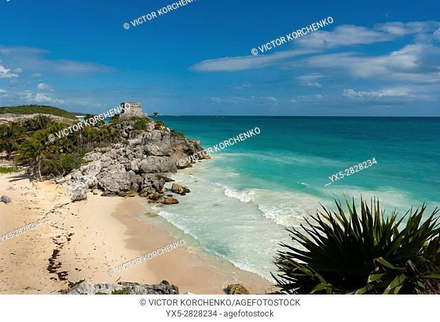 Mayan ruins of Tulum, Mexico