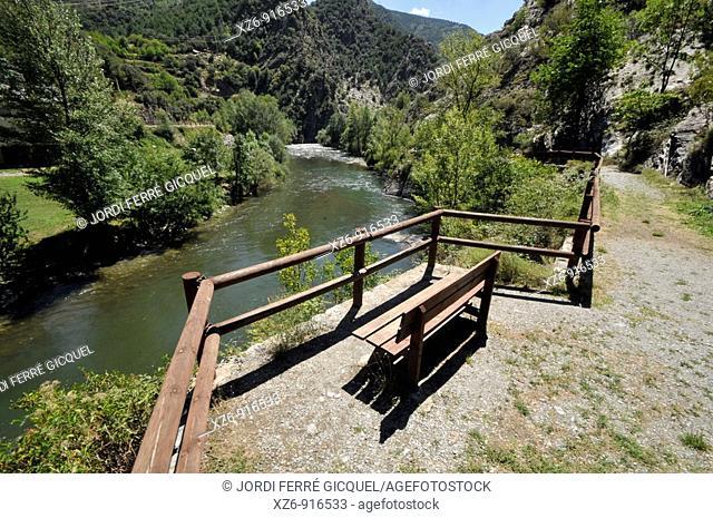 Llavorsí, Pyrenees, Lleida, Spain, Europe