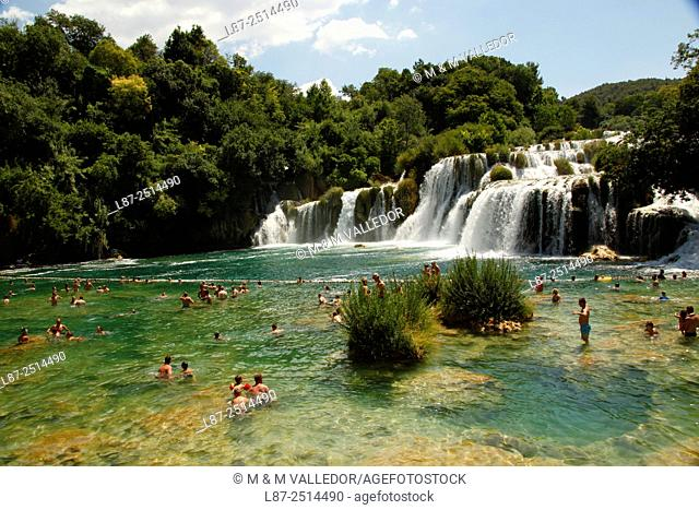 Krka National Park, Croatia, Dalmatia, Europe