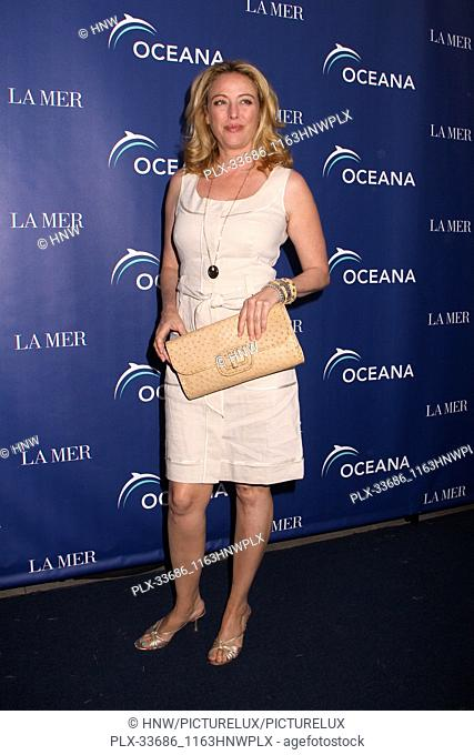 "Virginia Madsen 06/08/09 """"Oceana & La Mer Celebrate World Ocean's Day"""" @ Private Residence, Los Angeles Photo by Megumi Torii/HNW / PictureLux June 8"