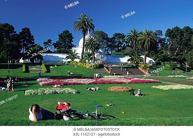 Golden Gate Park San Francisco California United States