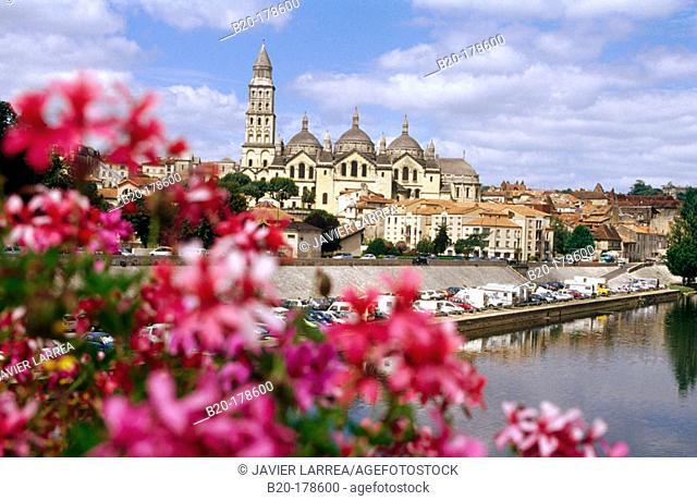 Cathedral of Saint-Front. Périgueux. Aquitaine. France