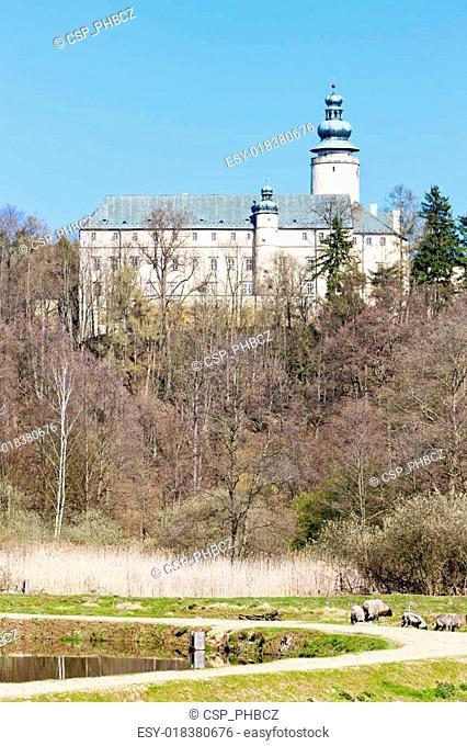 Lemberk Castle, Czech Republic