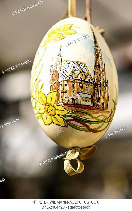 Vienna, Freyung, Altwiener Ostermarkt, Viennese Easter Market, Austria