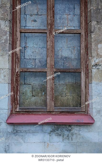 Arched window stone Stock Photos and Images | age fotostock