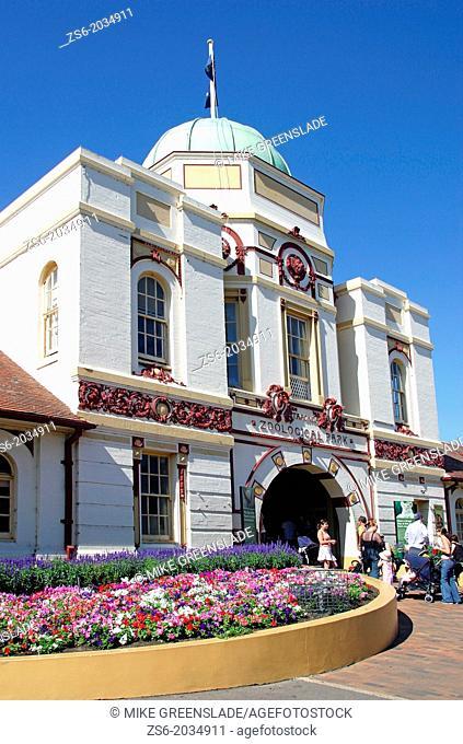 Taronga Zoo, Sydney, New South Wales, Australia