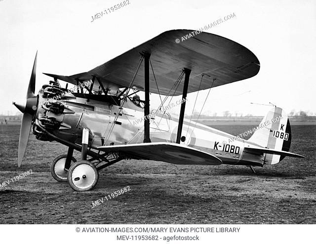 RAF Bristol Bulldog