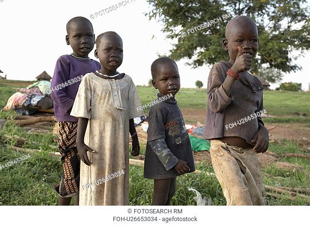 school south sudan rokwe leper colony edge juba